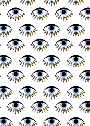 העין השלישית - 1
