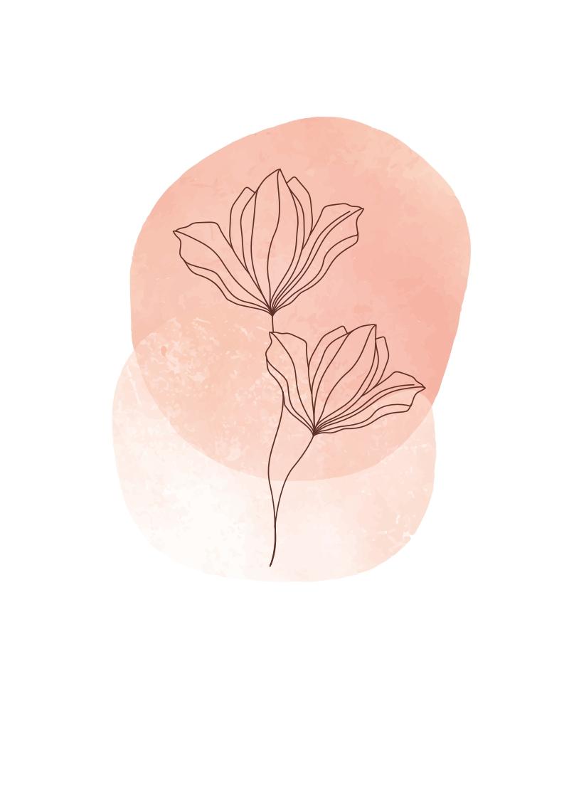 Peach Wedding - 1