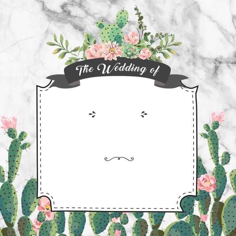 Fancy Cactus - 2