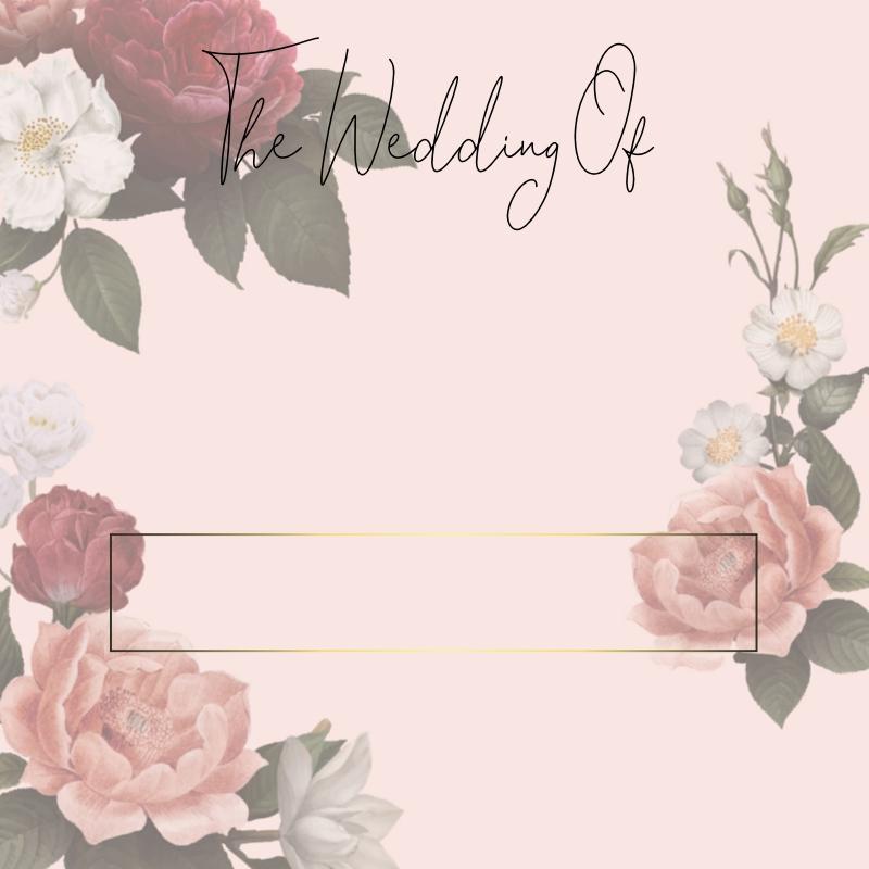 Blushing Bride - 2