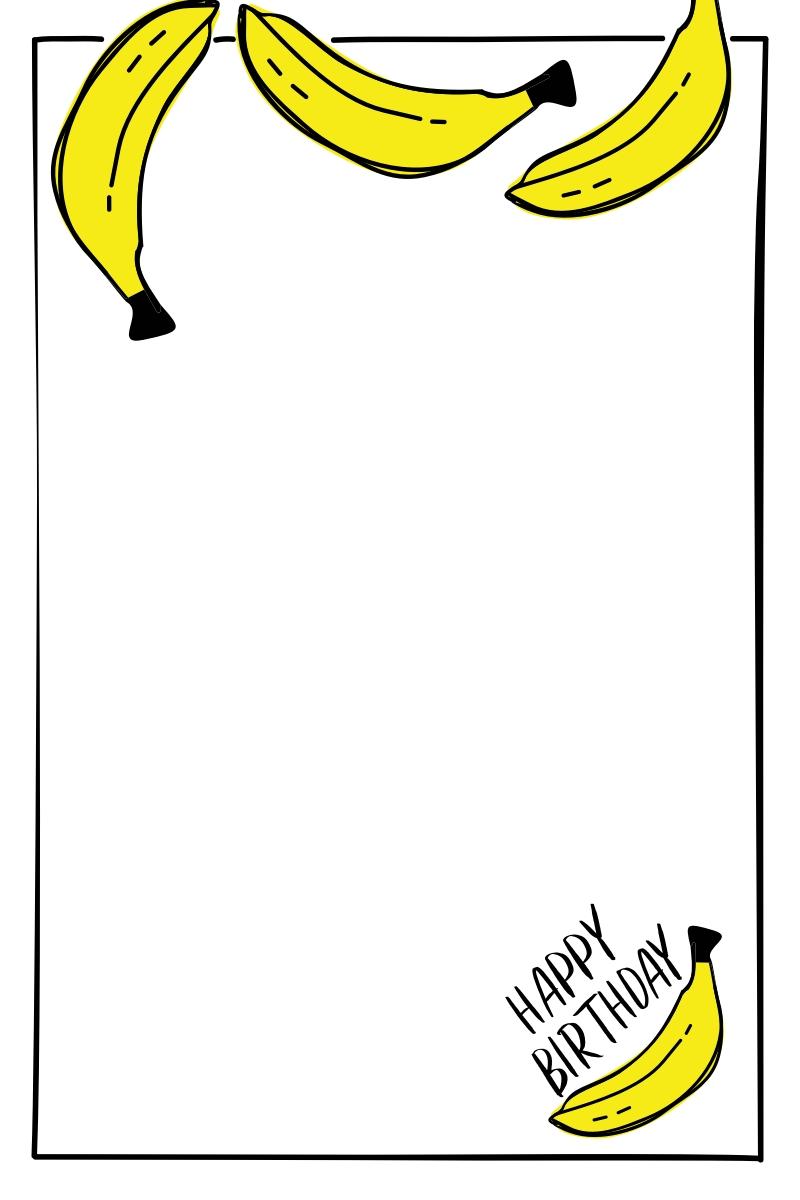 מכופף הבננות - 1